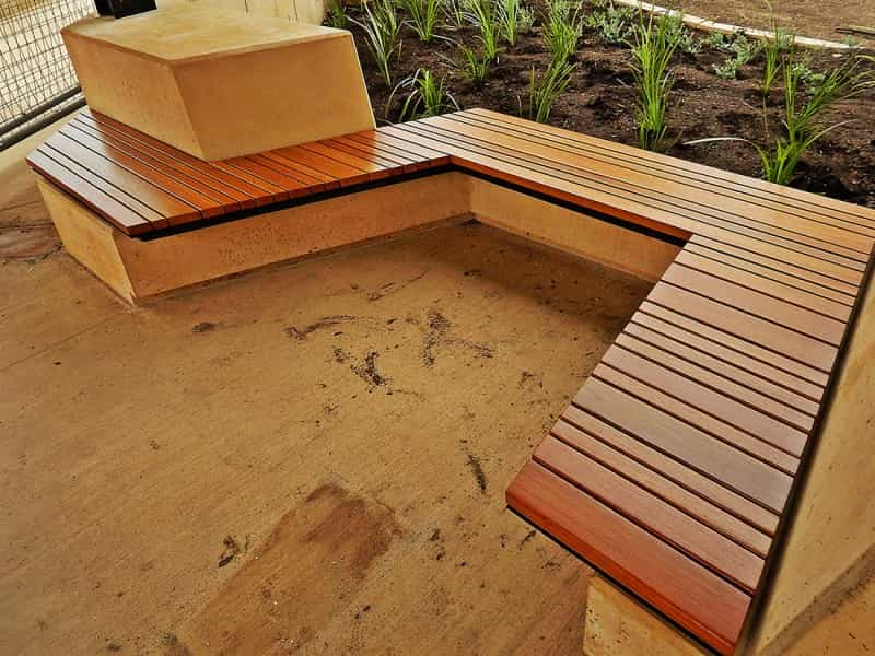 Architectural Benches