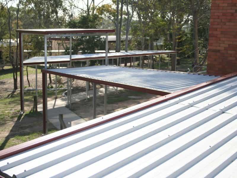CF1 Flat Roof