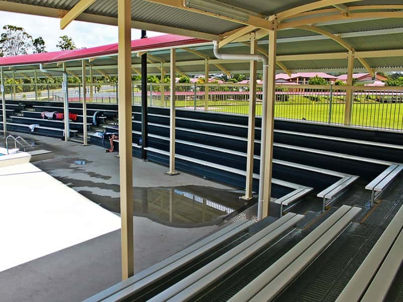 GC5 5 Tier Pool Deck-Seating