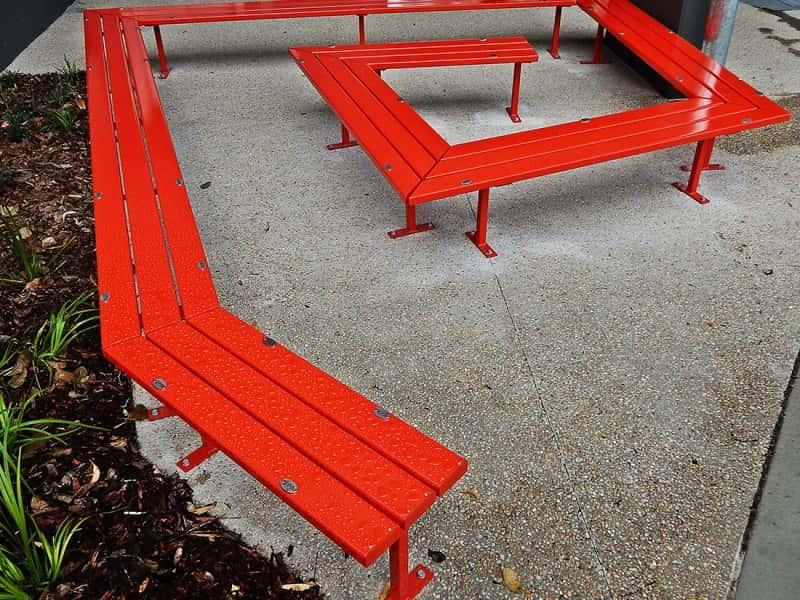 SB.3 Custom Bench Seating