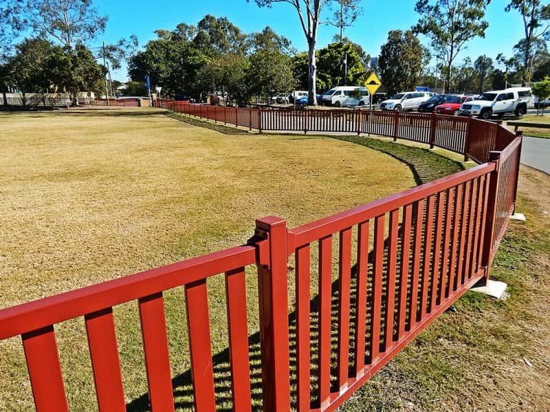 FP1.1 Fence Panel
