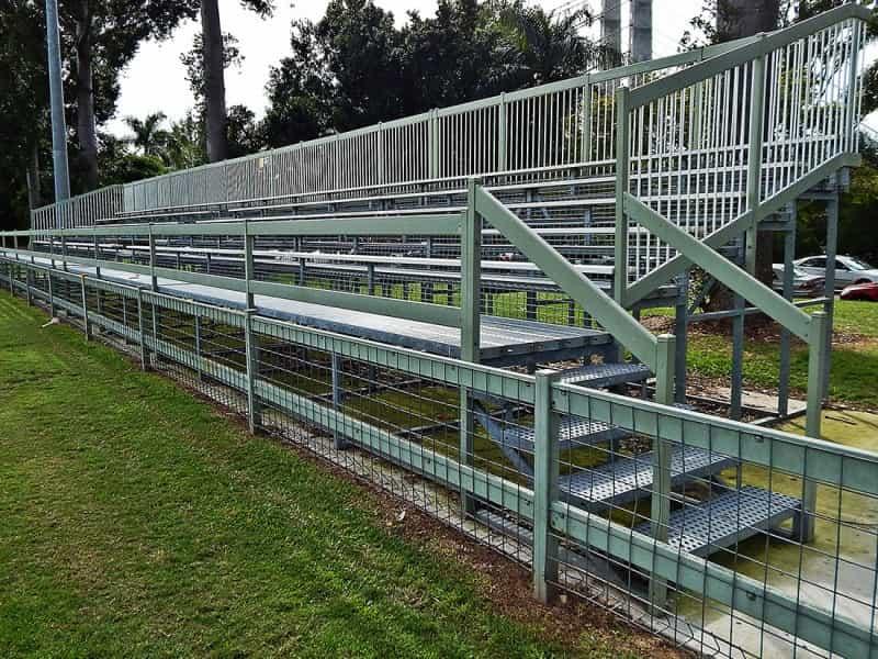 GC5R Raised Deck Grandstand