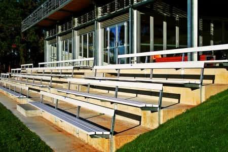 T3 Terraced Pavillion Seating