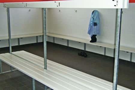 C Change Room Benches