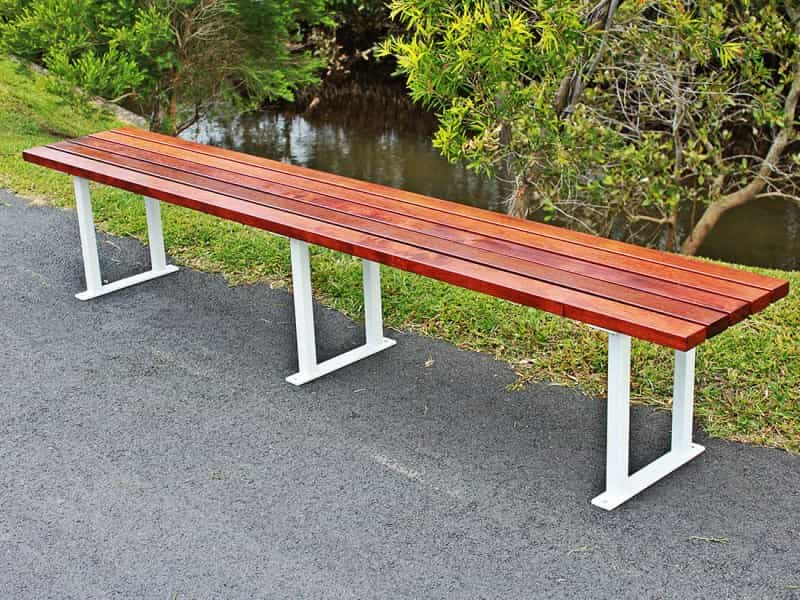 SBK.5 Bench Seat Kwila Timber
