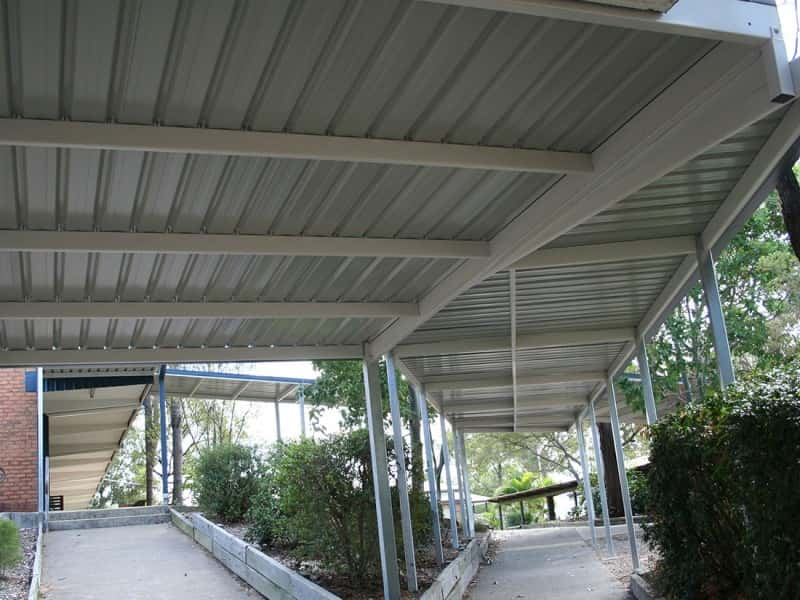 CF1 Covered Walkway
