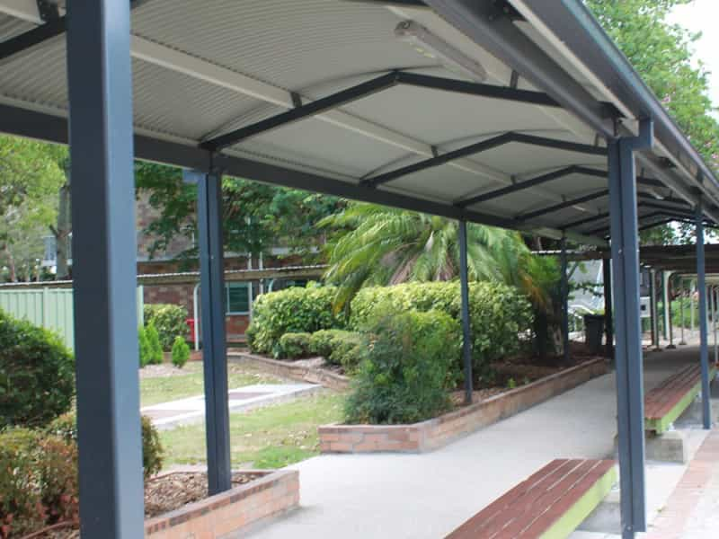 CC1 Covered Walkway