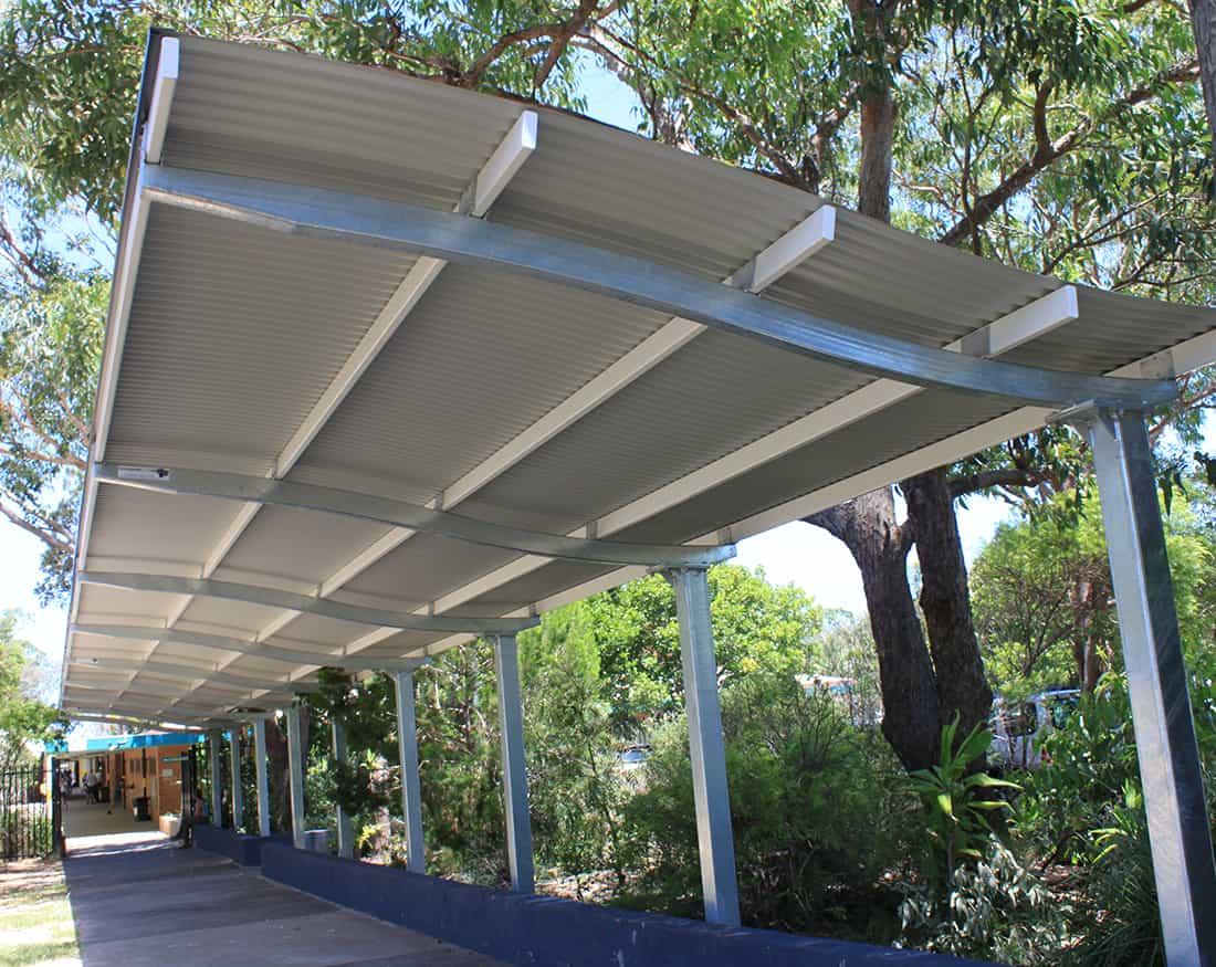 Covered Walkway Designs For Homes: Covered Walkways Australia