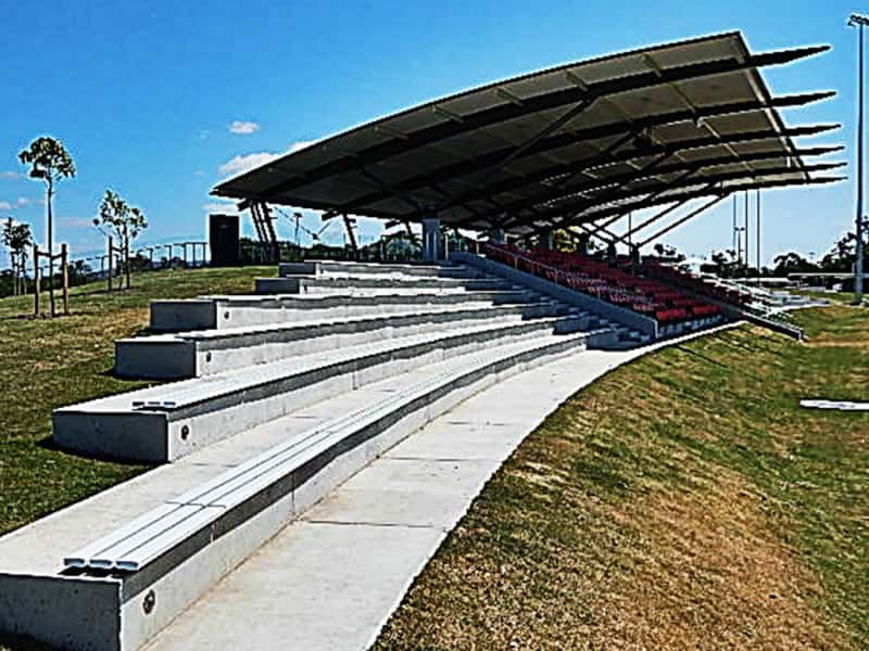T2 Concrete Terrace Seating