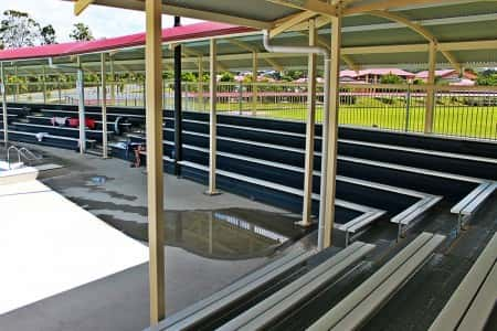GC5 5 Tier Pool Deck-Seating