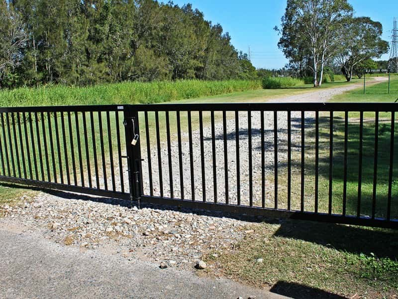 GPA Gate Panel
