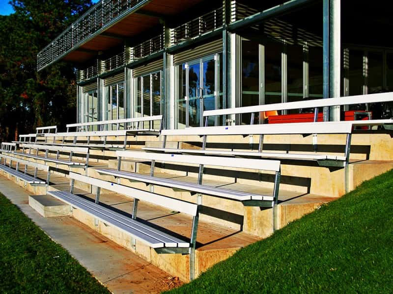 T3 Terraced Pavillion Seating