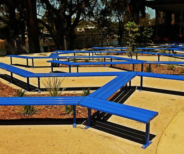 SB.3 Landscape Bench Seating