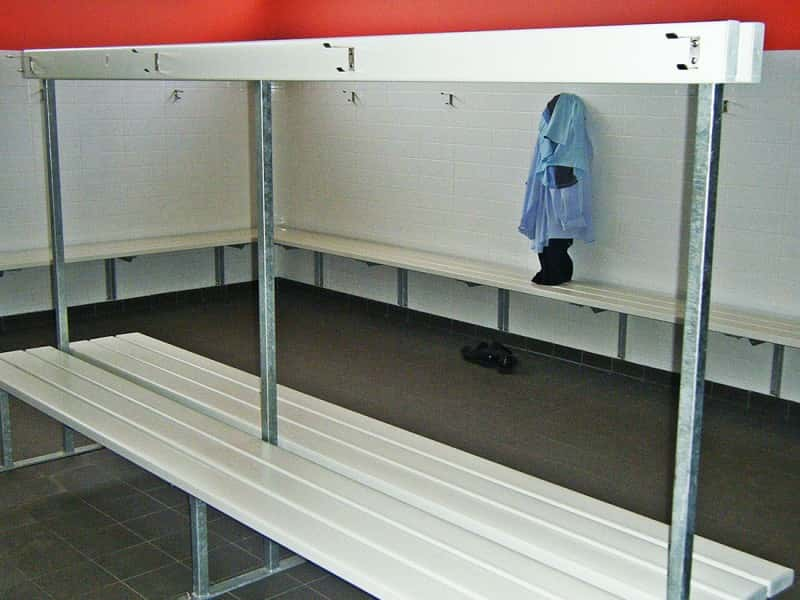 C Change Room Benches