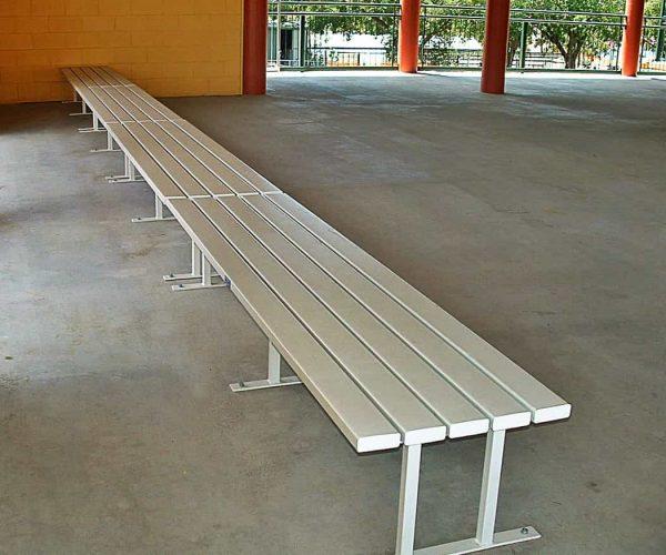 SB.5 5 Rail Bench Seating