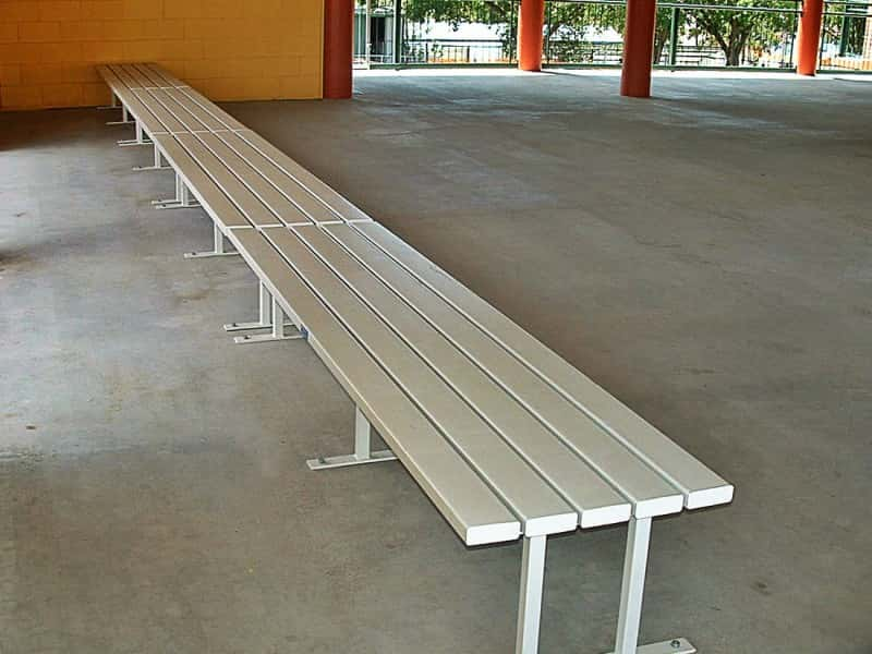SB.5 5 Rail Bench Seating