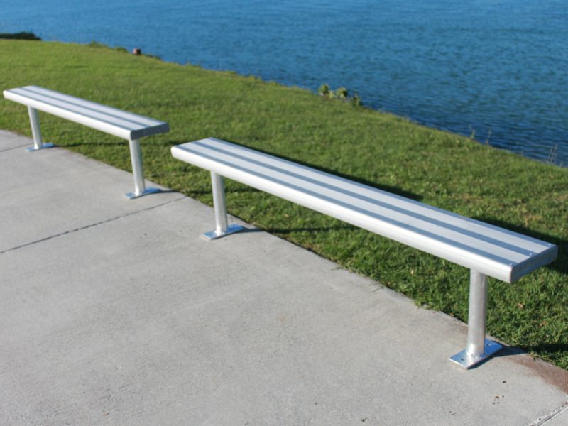 Aluminium Platform Seating