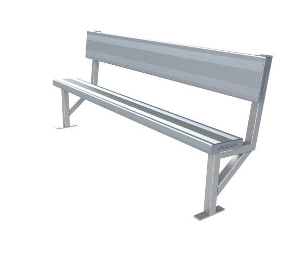 Aluminium Courtesy Seat