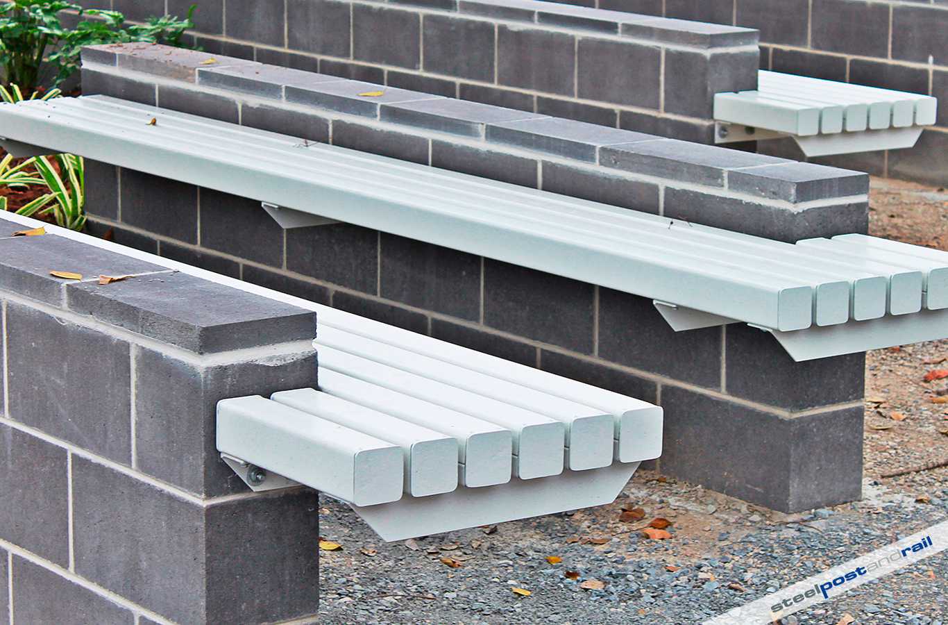Product Code - Locsteel Bench Seating