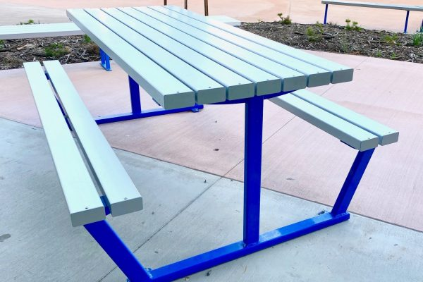 C29 Combination Table - Clear Anodised Aluminium